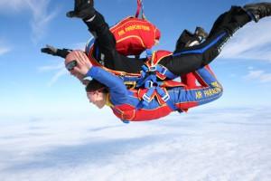 parachute chute_libre